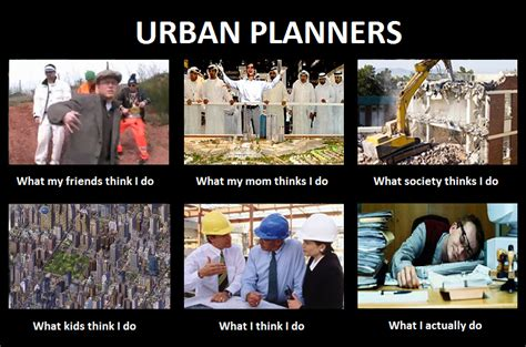 Urban Planning Memes - urban planners