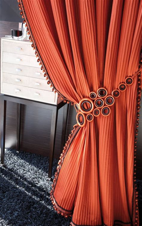 curtain fabric tie backs 735 best images about chuang窗帘 on pinterest tassels