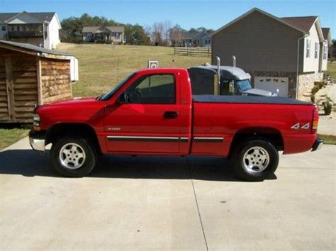 old car repair manuals 1999 chevrolet s10 electronic toll collection sell used 1999 chevrolet silverado 1500 base standard cab pickup 2 door 5 3l in pleasant garden