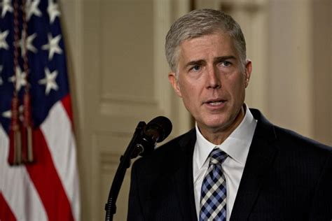 neil gorsuch bio neil gorsuch biography associate justice of the supreme