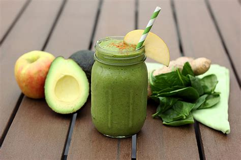 Green Vegan Detox by Cleanse Green Smoothie Gluten Free