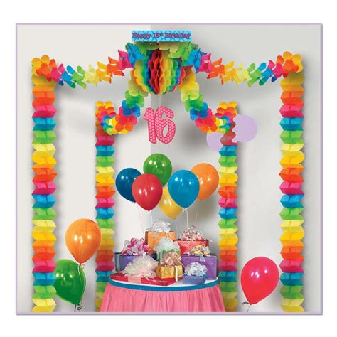 birthday party lights decoration 16th birthday party canopy qty of 6 bulkpartysupplies