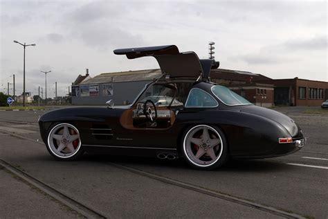 gullwing america builds modern sl cars