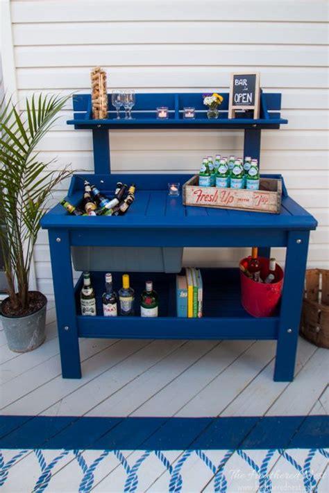 potting bench bar best 25 potting bench bar ideas on pinterest diy