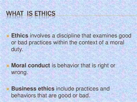 Mba Degree Business Ethics And Corporate Governance by Business Ethics Corporate Governance