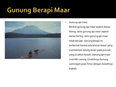 bab gunung berapi