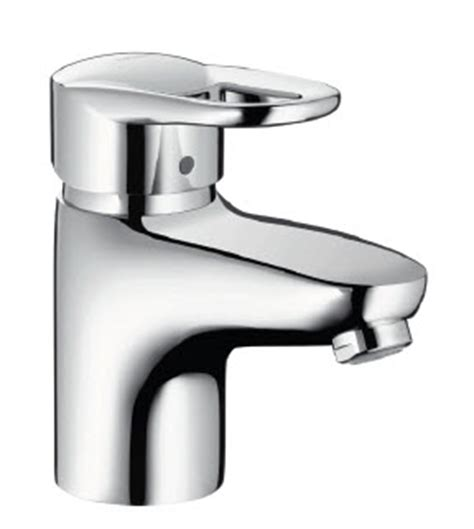 Showers In Baths hansgrohe metropol single lever basin mixer 14010000 03 01