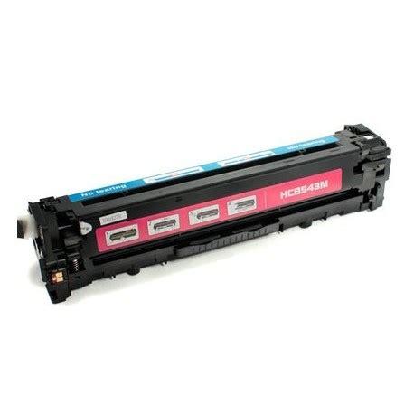 Toner Hp 125a Magenta Original toner magenta compatible hp cb543a hp 125a en las palmas