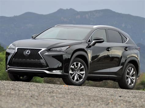 review  lexus nx   sport ny daily news
