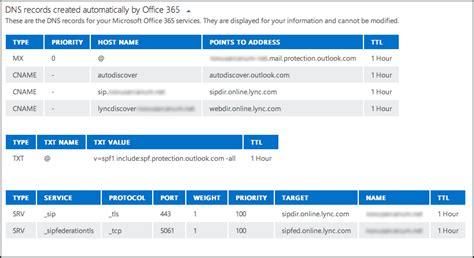 Office 365 Domain Usando Microsoft Office 365 Con Su Dominio En Gandi
