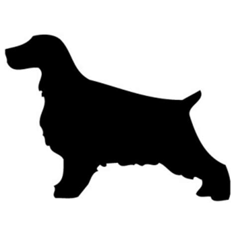 ENGLISH COCKER SPANIEL DOG CAR DECAL STICKER - Pitty ...