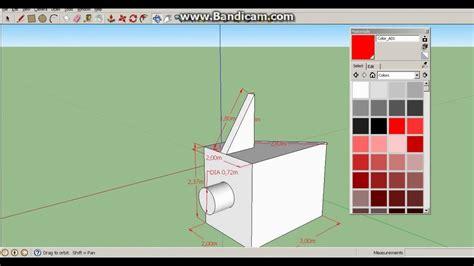 layout sketchup para que sirve como colocar cotas em desenhos do sketchup youtube