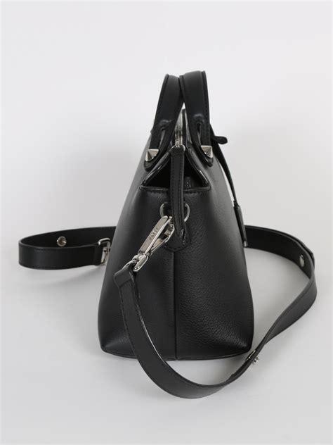Fendi By The Way Boston Luxury Embossed W fendi by the way small calf leather black boston bag luxury bags