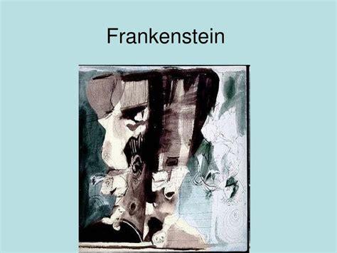 themes of identity in frankenstein ppt frankenstein powerpoint presentation id 408422