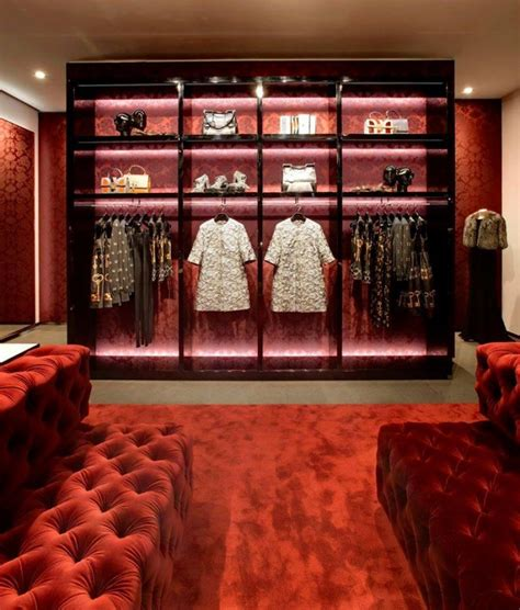 Open Floor Plans One Story dolce amp gabbana flagship store singapore 187 retail design blog