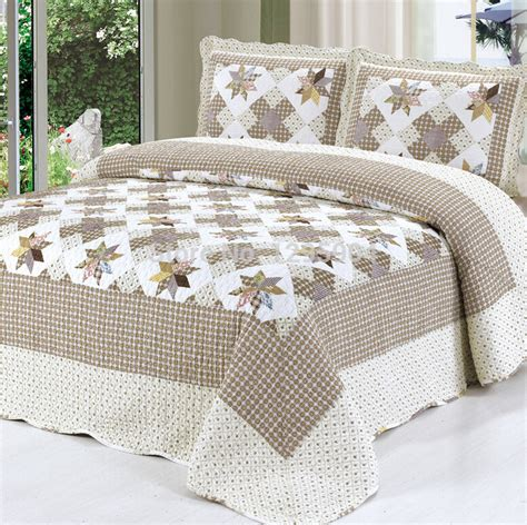 King Size Quilt Sets by Luxury Bedding Set 3pcs Bedclothes Bed Linen Sets King