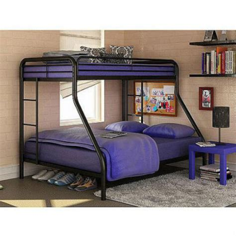 bunk beds for teens twin over full bunk beds metal bunkbeds kids teens dorm