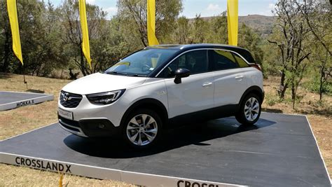 Opel South Africa by Opel Crossland X 2017 Launch Review Cars Co Za