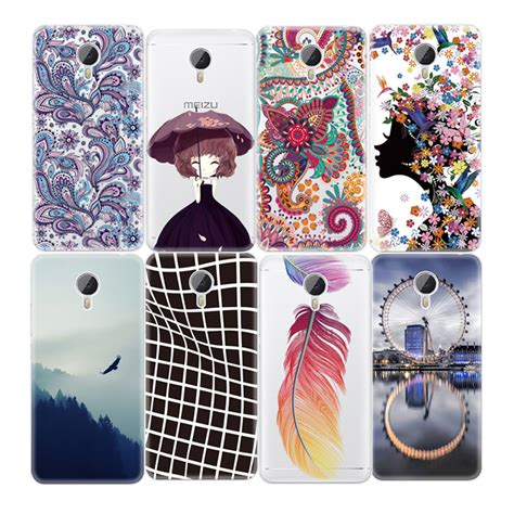 Softcase Black White Wondering black white abstract lines soft tpu pattern for