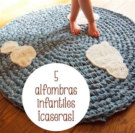 alfombras infantiles caseras pequeociocom