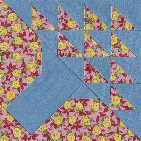 Quilting Forum by The Fws 30 S Quilt Along Week 8 Block 15 Blossom Block