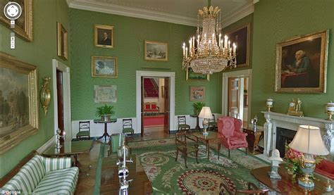 Rooms Of The White House by White House Joins Project With 360 Degree Tour
