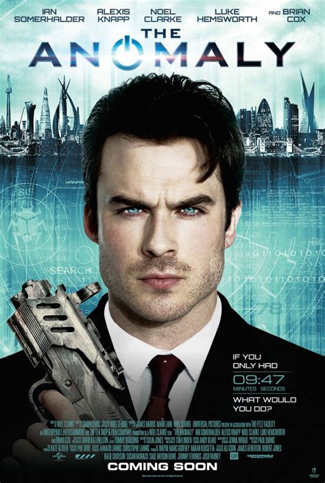 The Anomaly 2014 The Anomaly Dvd Release Date October 6 2015