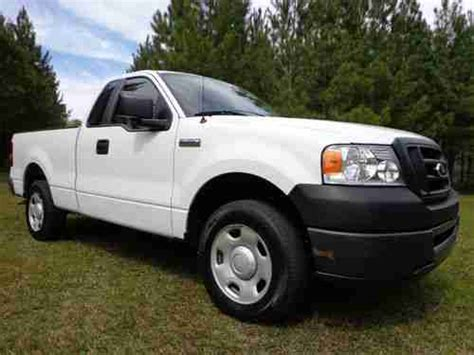 how to learn about cars 2007 ford f150 parking system find used 2007 ford f 150 xl pickup extended cab 4 2l v6 2wd in mississippi no reserve in petal