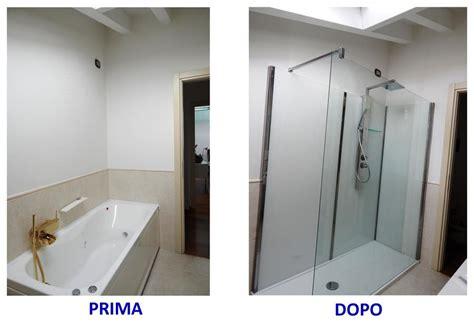 da doccia a vasca foto da vasca a doccia de ristruttura di scotti omar