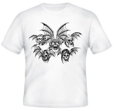 Kaos Distro Avenged Sevenfold K 067 kaos avenged sevenfold 12 kaos premium