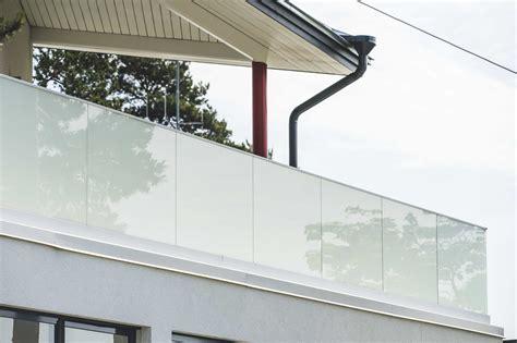 Glass Handrails lk60 glass railings