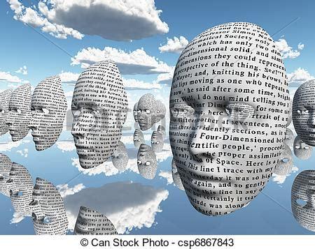 testo in faccia disegni di surreale faccia testo surreale faccia con