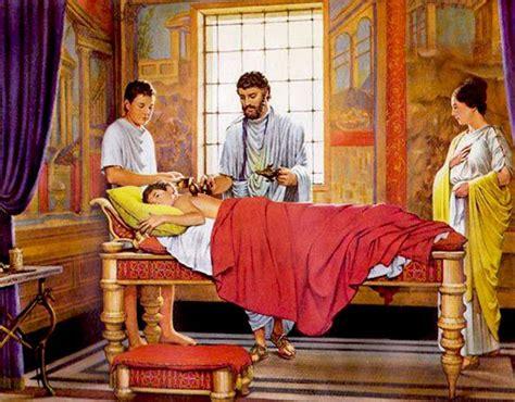 banchetti antica roma la medicina romana capitolivm