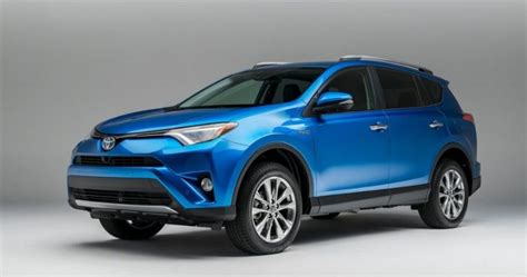 Toyota Radford 2018 Toyota Rav4 Hybrid Price Release Date Interior