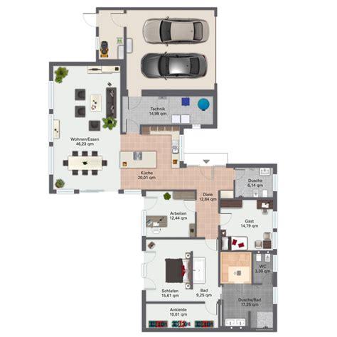 Haus 9x11 by Fertighaus Bungalow Algarve 182 Ein Fertighaus