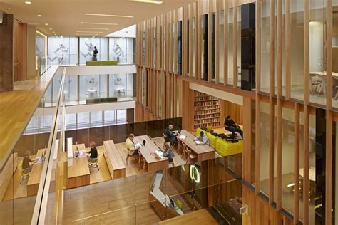 design solutions journal of the architectural woodwork institute john e jaqua academic center for student athletes eugene