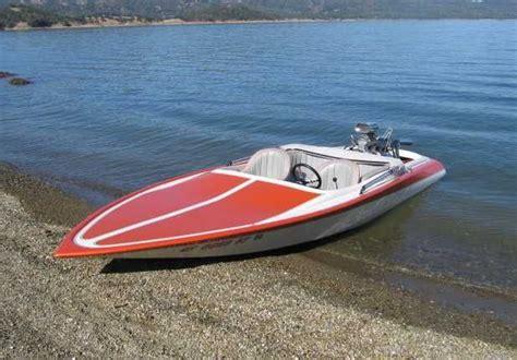 jet boat uhmw old school eliminator eat my wake pinterest old