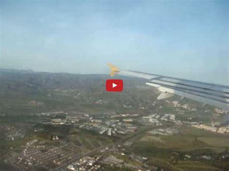 malaga airport landing malaga weather