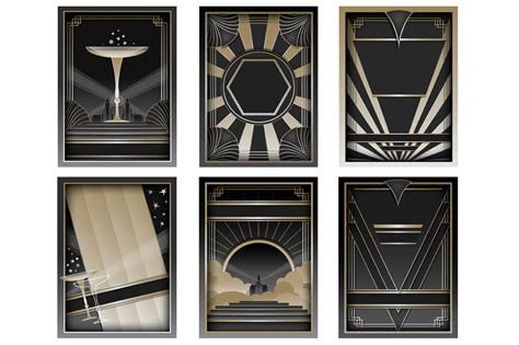Adobe Style House Plans by Art Deco Backgrounds And Frames