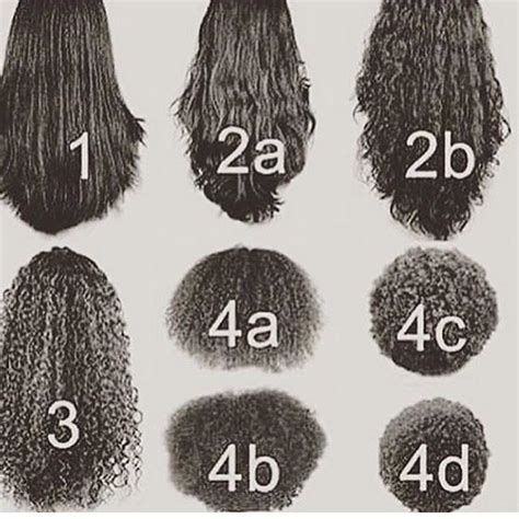 How To Determine Hair Type by 25 Best Ideas About Curl Pattern On Best