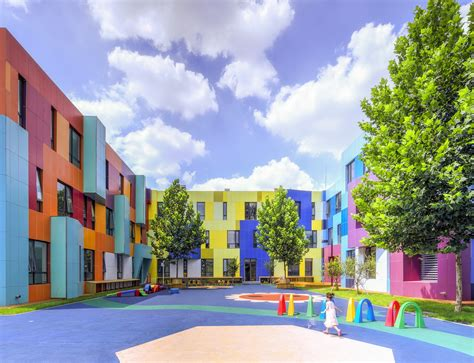 The Paradise the paradise of color atelier alter archdaily