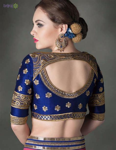 New Blouse Style8 5 amazing saree blouse back designs blouse for saree saree blouse saree and
