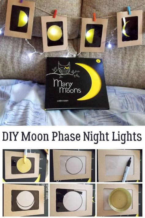 edu science moon phase light 2131 best preschool science ideas images on pinterest