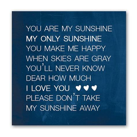 summer c song you are my sunshine with lyrics and pin song lyrics you are my sunshine on pinterest