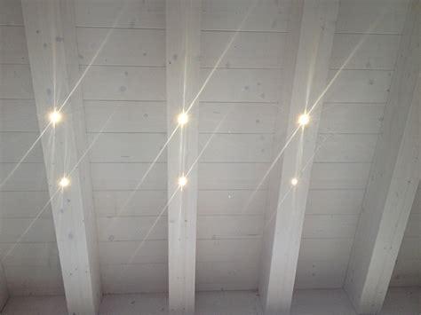 illuminazione travi legno illuminazione a led per solai in legno illuminazione a