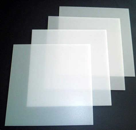 high quality opal acrylic diffuserperspex opal white
