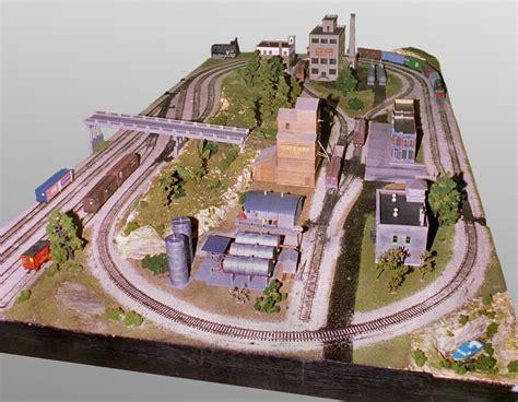 pavillon 4x8 4x8 layout ho scale