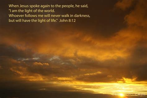 Light Scriptures by Jesus Light Of The World