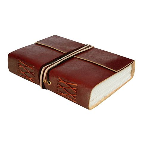 Handmade Leather Journals With Handmade Paper - handmade coloured leather journals by paper high