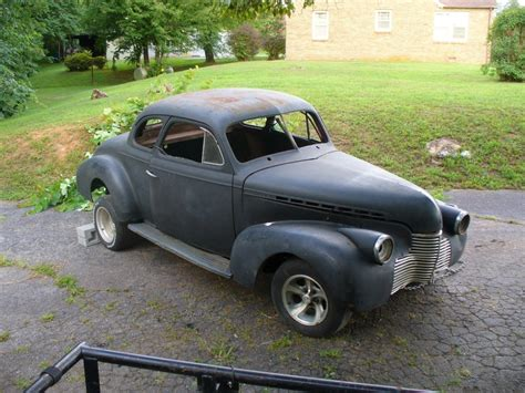 1940 chevrolet coupe for sale 1940 chevrolet coupe project rat rod for sale